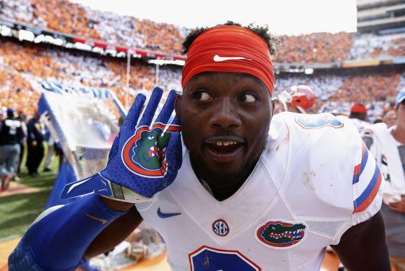 Selección 3 Jacksonville Jaguars: OLB Dante Fowler, Florida.