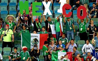 La figura de México fue su afición: solo un par de fans fueron retirados...