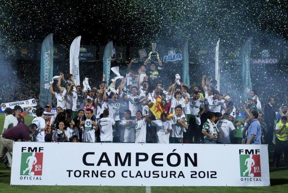 Únicamente Toluca, Pachuca y Santos son los equipos que han levan...