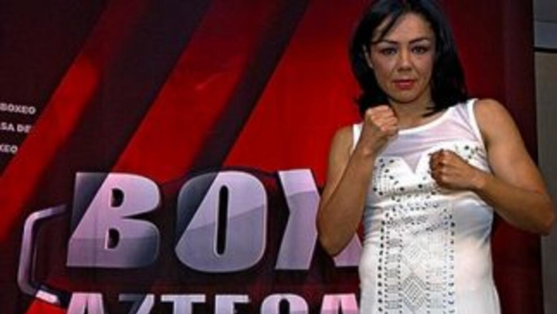 Jackie Nava motiva y renovada para ir por el título mundial ante Alicia...