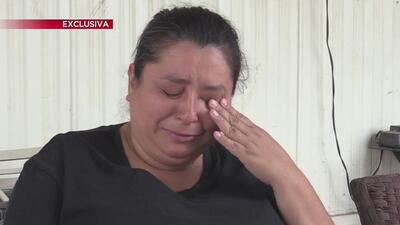 Madre llora a su hijo asesinado en México tras ser deportado