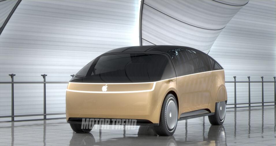 El Apple Car según Motor Trend