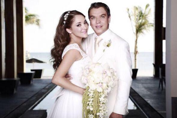 Sherlyn ahora sí cumplió su sueño, ¡ya se casó con Gerardo Islas!