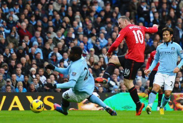 Otro crack que también hizo historia en el 'derby' de Manchester...