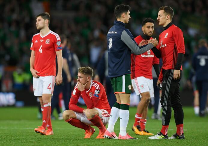 19. Gales (UEFA) - 985 puntos
