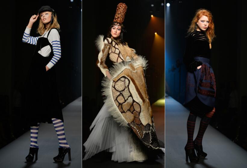 Jean Paul Gaultier y su extravagancia