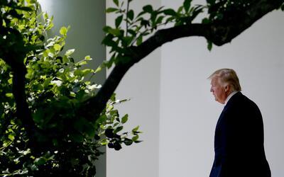 Trump pensaba que la investigación del 'Rusiagate' cambiar&iacute...