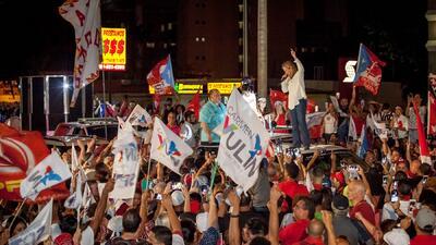 La alcaldesa de San Juan, Carmen Yulín Cruz, revalidó a un...