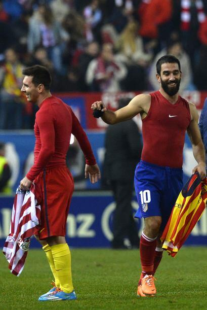 El resultado mantiene al Barcelona como líder de la Liga.