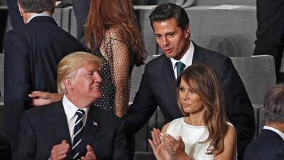 Estos latinos han sido noticia por visitar (o negarse a hacerlo) a Donald Trump