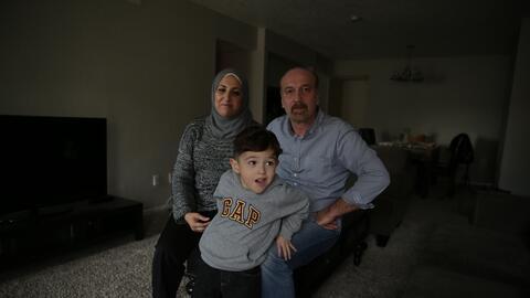 Los niños sirios, las víctimas más vulnerables del veto migratorio de Tr...