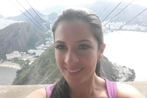 Como una asignación especial, Maity está en Río de...
