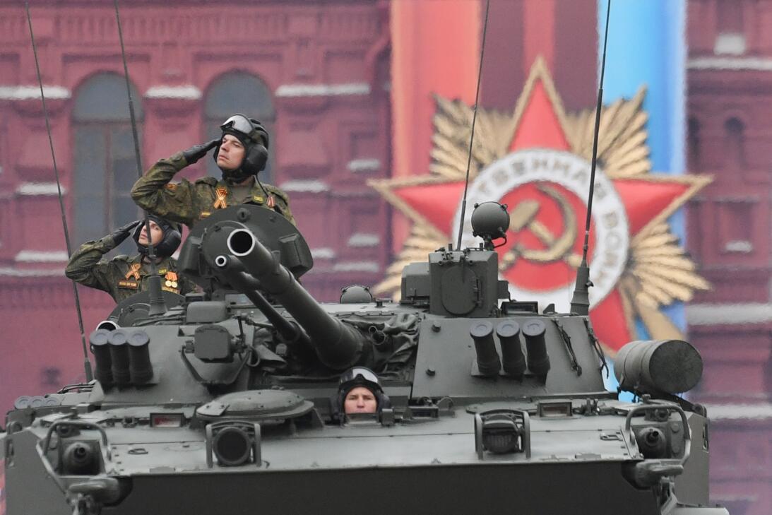 Aniversario VD Rusia