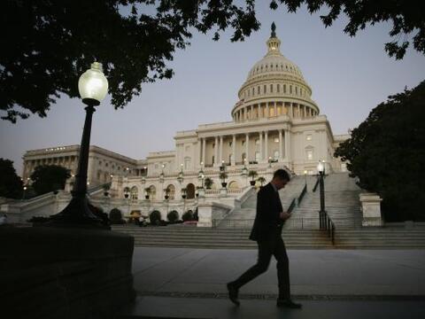 El Congreso de Estados Unidos no alcanzó un acuerdo y este martes...