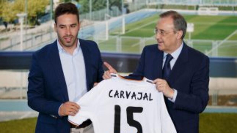 Daniel Carvajal.