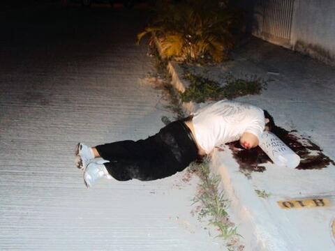 La violencia ahora camina hacia el sur de México, donde las decap...