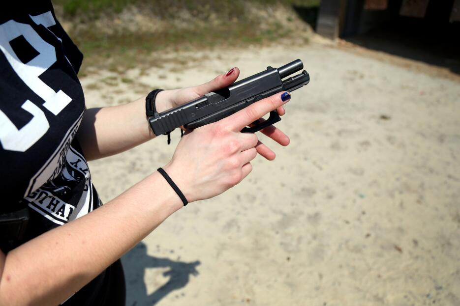 """Los defensores de armas que quieren más leyes de """"sentido común"""" 160605_..."""