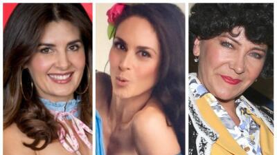 Silvita, Doña Lucha y Lupita