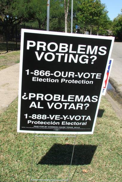 Elecciones noviembre 6