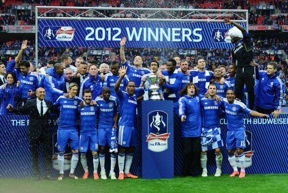 El Chelsea logró su séptima FA Cup luego de ganarle 2 a 1 al Liverpool ...