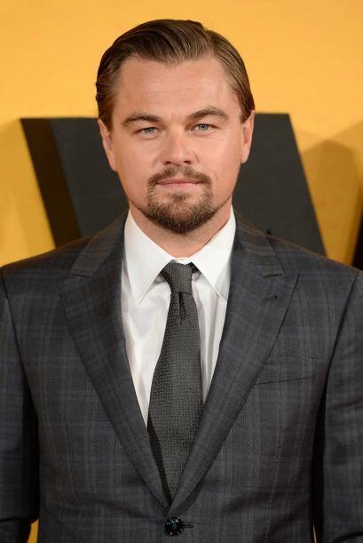 El sexy ''Lobo de Wall Street'', Leo DiCaprio, sí que logró arrancar mil...