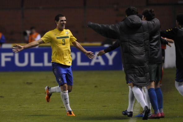 Brasil volvió a vencer a Argentina en el Sudamericano Sub 17 ahor...