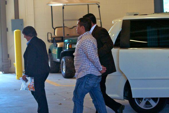 Previamente las autoridades le habían formulado a Zimmerman cargo...