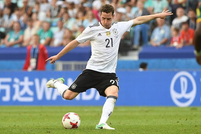 Uno a Uno: A detalle los 22 protagonistas del Alemania vs. México 008 Se...