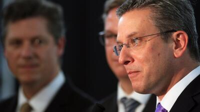 El gobernador de Puerto Rico desiste de ir a la reelección garciapadilla...