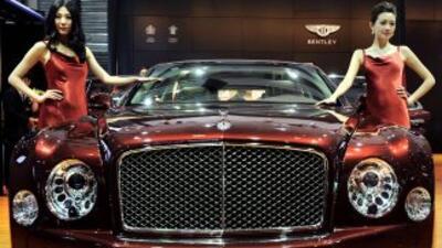 Las ventas de los autos lujosos, principalmente de marcas europeas, han...