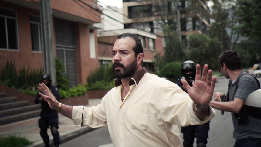Don Sol en El Chapo