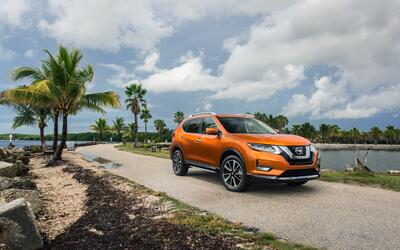 Los nominados al 'Green Car of the Year' 2017_Nissan_Rogue_SL_07.jpg