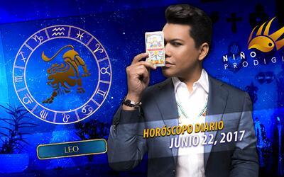 Niño Prodigio - Leo 22 de junio 2017