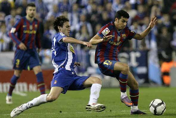 Cuando el gol no llega siempre aparece Pedro, pero no esta vez.