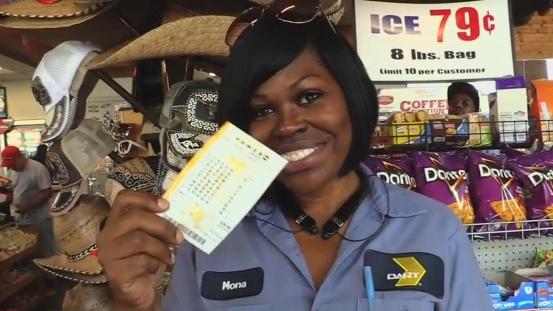 La fiebre que se vive en el Metroplex por ganar la lotería