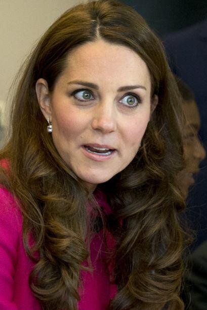 Pero a pesar de todo, la Duquesa no dejó de sonreír.