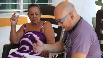 En fotos: Así está Humacao a tres semanas del paso del huracán María por Puerto Rico
