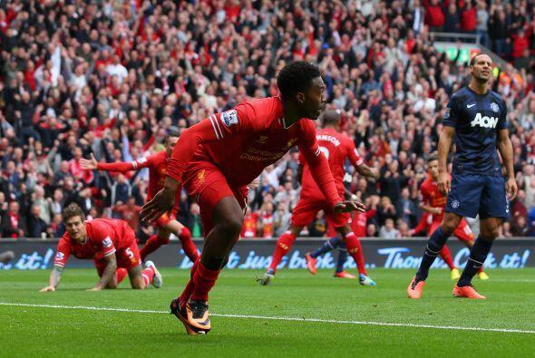 Sólo habían pasado cuatro minutos y ya caía el primer gol del encuentro.