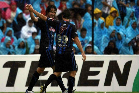 Hace cinco años, en el Apertura 2009, los Gallos del Querétaro tuvieron...
