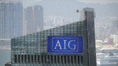 AIG reembolsó $6,600 millones de dólares al Tesoro, y otros 300 millones...