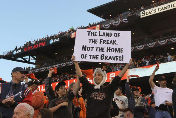 La situación y la fiesta de los playoffs en San Francisco fue bien descr...