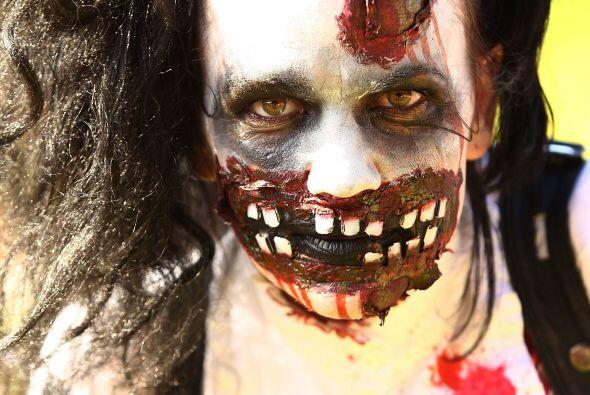 Lo que necesitarás en tu kit zombie: Latex líquido, avena...