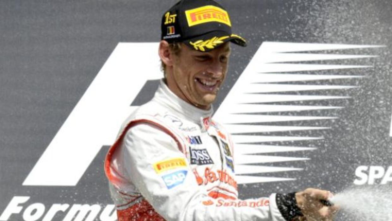 Jenson Button ganó por segunda vez en el año y no descarta la posibilida...