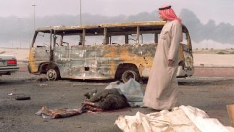 EU desestimó informe de Irak sobre el incremento del número de muertos.