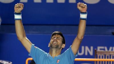 Djokovic resiste ante Del Potro en Acapulco y avanza a cuartos de final