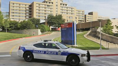 Primer caso de ébola llega a los Estados Unidos