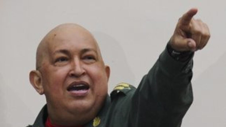 Ese cuento de las quimioterapias de Chávez yo no me lo como… Evidentemen...