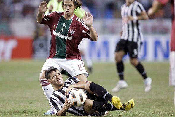 Para toda su ´torcida´, el Fluminense con este triunfo manti...