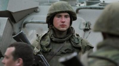 """Ucrania reporta que uno de sus aviones """"guardafronteras"""" fue atacado a d..."""