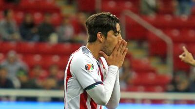 En fotos: Chivas no sabe ganar